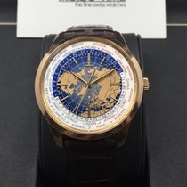 Jaeger-LeCoultre Geophysic True Second Universal Time 18K Rose...