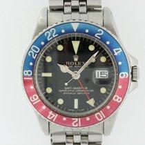 Rolex GMT-MASTER gilt dial ref. 1675 aus II/1965