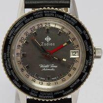 Zodiac World Time Aerospace