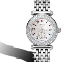 Michele Caber Classic MOP Diamond Ladies Watch mww16a000001