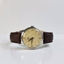 Omega Gents Watch Steel / 1961 / Cal. 285 / WCM