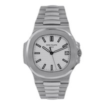 Patek Philippe Nautilus Mens Stainless Steel Watch 5711