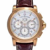 Carl F. Bucherer Carl F.  Patravi 18K Rose Gold ChronoDate...