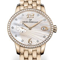 Girard Perregaux CAT'S EYE SMALL SECONDS Dial Mother-of-pe...