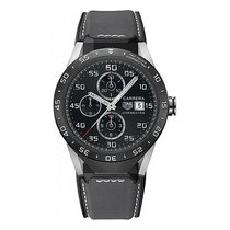 TAG Heuer Connected Modular 45mm Mens Smartwatch Ref SAR8A80.F...
