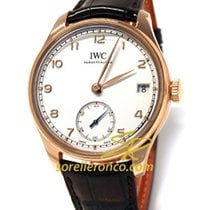IWC Portoghese eight days red gold