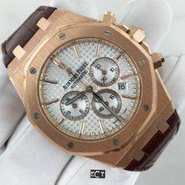 Audemars Piguet Royal Oak Rose Gold Chronograph