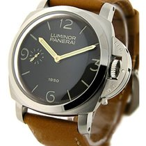 Panerai PAM00127 PAM 127 - Luminor 1950 in Steel - Special...