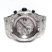 Audemars Piguet Royal Oak White Gold Diamond Set 42mm ONE OF ONE