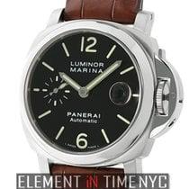 Panerai Luminor Collection Luminor Marina 40mm Steel Black...