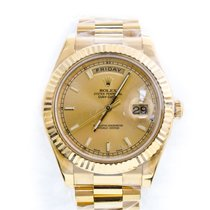 Rolex Oyster Perpetual Day-Date II Watch, 41MM