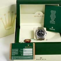 Rolex Explorer II 16570 cal 3186 Box & Papers