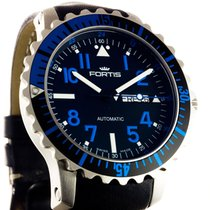 Fortis B42 Marinemaster Day Date 42mm Box Papers