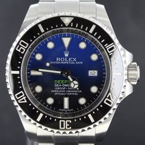 Rolex Sea-Dweller Steel Deepsea D-Blue 'James Cameron'...