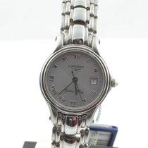 Longines Golden Wing Damen Uhr Quartz Stahl/gold 25mm Rar