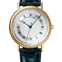 Breguet Brequet Classique 5930 18K Yellow Gold Unisex Watch