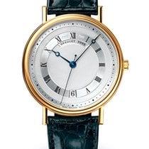Breguet Brequet Classique 5930 18K Yellow Gold Unisex Watch