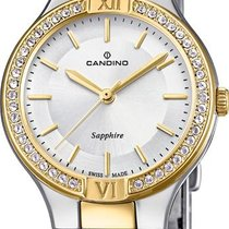 Candino Casual Afterwork C4627/1 Damenarmbanduhr Swiss Made
