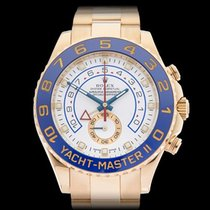 Rolex Yacht-Master II 18k Yellow Gold Gents 116688