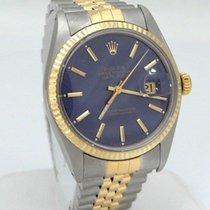 Rolex Men Vintage 1979 Rolex Oyster Datejust Quick Set Rare...