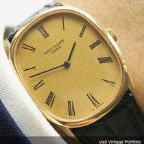 Πατέκ Φιλίπ (Patek Philippe) 18ct Yellow Gold  Ellipse Vintage...