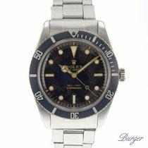 Rolex Submariner James Bond No Crown Guards