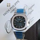Patek Philippe Nautilus 5711 1A 001 Jumbo Blue Dial Full Set