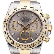 Rolex Daytona Cosmograph 40 Edelstahl / Gelbgold 116503 Stahl