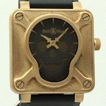 Bell & Ross BR 01-92 Skull Bronze  Limited 500 ex