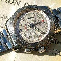 Breitling Skyracer A27362 Mit Papieren Aus 07/2009 Stahl