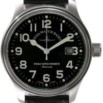Zeno-Watch Basel NC Pilot Chronometer C.O.S.C