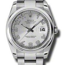Rolex Datejust 36mm - Steel Domed Bezel - Oyster Bracelet...