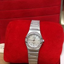 Omega Constellation Mini 1466.71.00 - Serviced By Omega