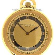 Πατέκ Φιλίπ (Patek Philippe) 18k yellow gold pocketwatch