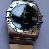 Omega Men's watch Omega Constellation stainless steel 1990s