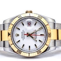 Rolex Date-Just Turn O Graph 116263