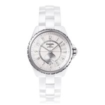 Chanel J12 Classic Automatic Ladies Watch H3837