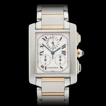 Cartier Baignoire 18k Yellow Gold Ladies 1960 - COM1133
