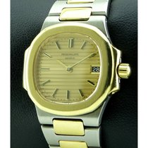 Patek Philippe | Nautilus Lady Steel and 18kt  Yellow gold,...