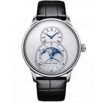 Jaquet-Droz Ladies J007530240 Grande Seconde Moon Silver
