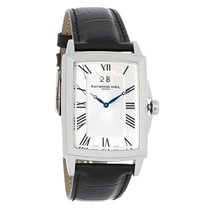 Raymond Weil Tradition Mens Silver Dial Quartz Watch 5596-STC-...