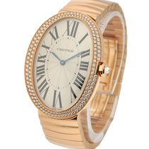 Cartier WB520003 Baignoire Ladies Large Size - Rose Gold on...