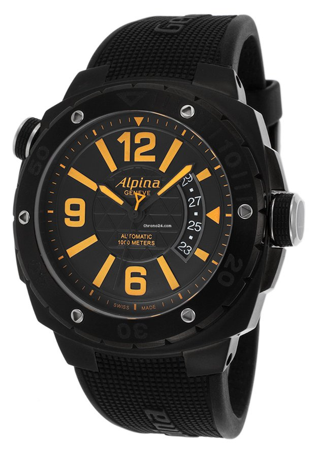 Alpina Extreme Diver M For For Sale From A Trusted Seller - Alpina diver watch