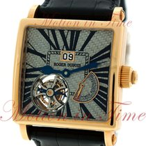 "Roger Dubuis Golden Square ""Flying"" Tourbillon Grande..."