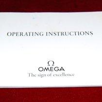 Omega Operating Instructions Heft CAL.1151