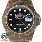 Rolex Explorer II 16570 Camouflage  N.O.C. Limited