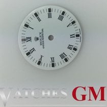 Rolex Oyster Perpetual White 31MM