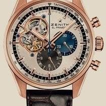 真利时  (Zenith) El Primero Chronomaster 1969