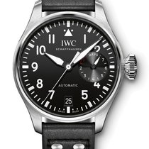IWC Big Pilot's Automatic Black Dial 46mm IW500912 T