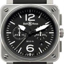 Bell & Ross Aviation BR03-94STEEL
